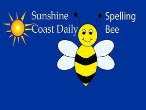Sunshine Coast Daily Spelling Bee
