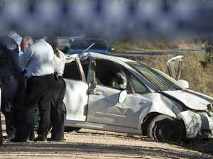 Police hunt for carjacker in Toowoomba