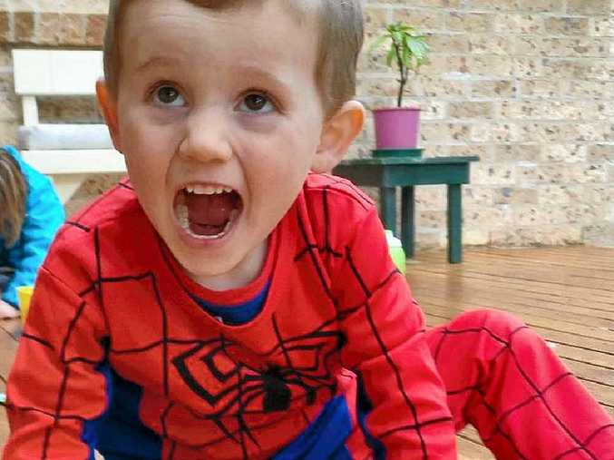 CAMPAIGN: Groups across the state are holding Walk 4 William events to raise awareness for the missing toddler.