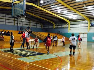 Slam dunk win for Clarence youth