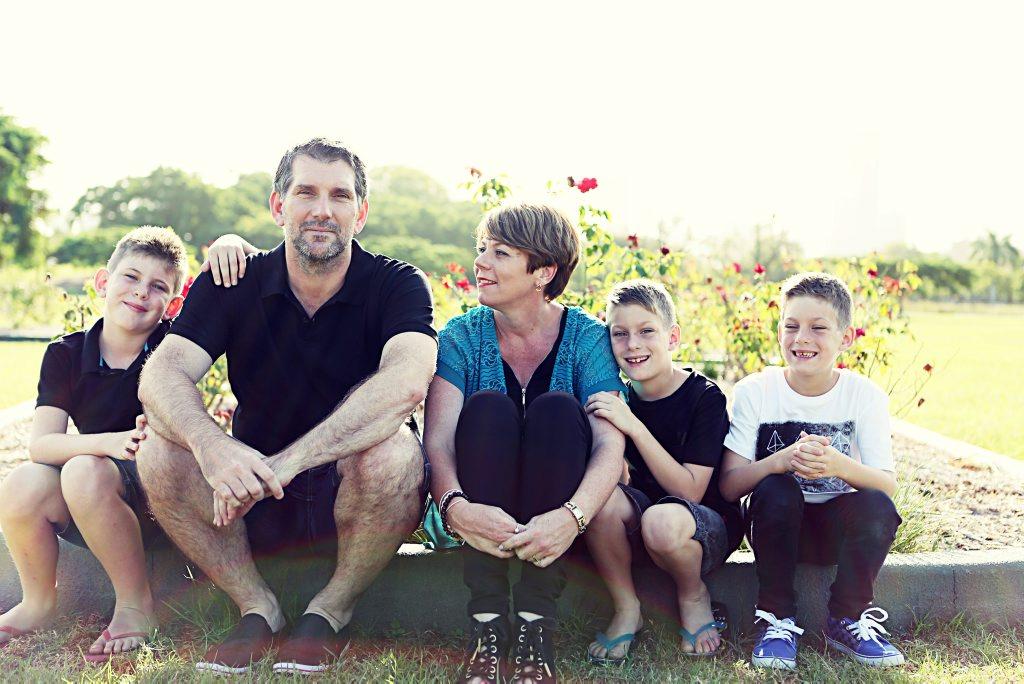 The Gakowski family.