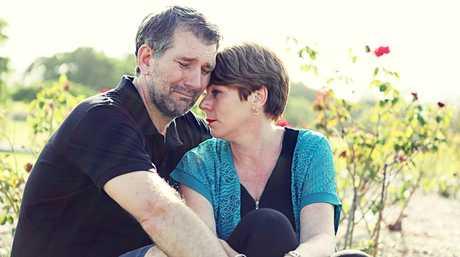 Mackay couple Sheldon and Suzanne Gakowski.