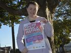 Breanna Hickling is helping to organise the Youth Music Festival in Queens Park. Photo Andrew Backhouse / The Chronicle