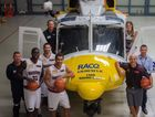 Mackay Basketball will host a fundraising initiative on Saturday with funds raised going to RACQ CQ Rescue.
