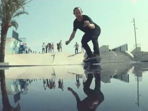 No flying cars, but Lexus unveils the hoverboard
