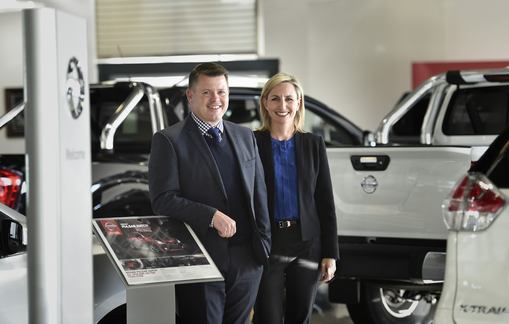 Armstrong Auto Group dealership owners John and Jacqui Armstrong have purchased Southern Cross Automotive Group.