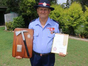 Laidley farewells a volunteering local legend