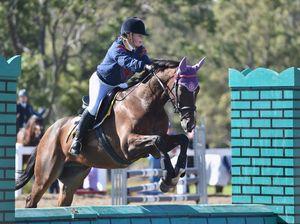 Glennie named equestrian grand champions