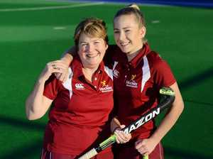 Grandmother and granddaughter share state team successes