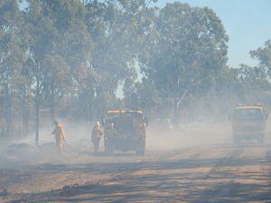 Harding Road Fire