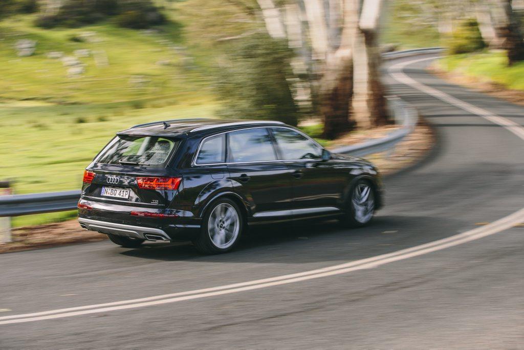 2015 Audi Q7 Photo: Contributed
