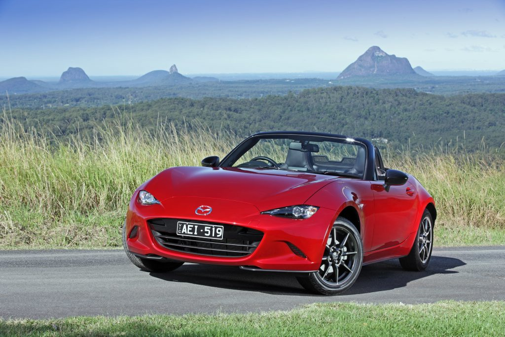 REVELATION: Striking design wraps a superb drivetrain and chassis package sure to make the Mk4 MX-5 a best-seller