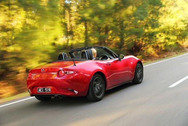 STUNNING: Rear end has echoes of original Lotus Elan and baby F-Type Jaguar.