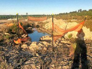 Toolara drill mystery has residents fearing coal mine