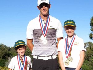 Coast youngsters light up world juniors in US