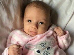 Horrified mum finds needle sewn into Bonds baby suit
