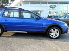 Holden stolen from Maryborough's Station Square carpark