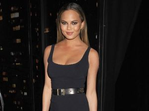 Supermodel Chrissy Teigen defends topless pictures