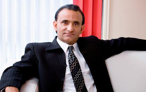 Zaffar Iqubal Khan.
