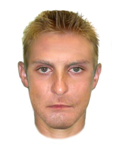 A comfit image of a man wanted for questioning over a sexual assault in Cannon Hill. Photo: Queensland Police Service