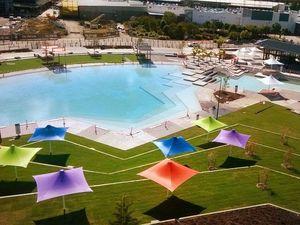 $13 million public swimming spot looks the goods