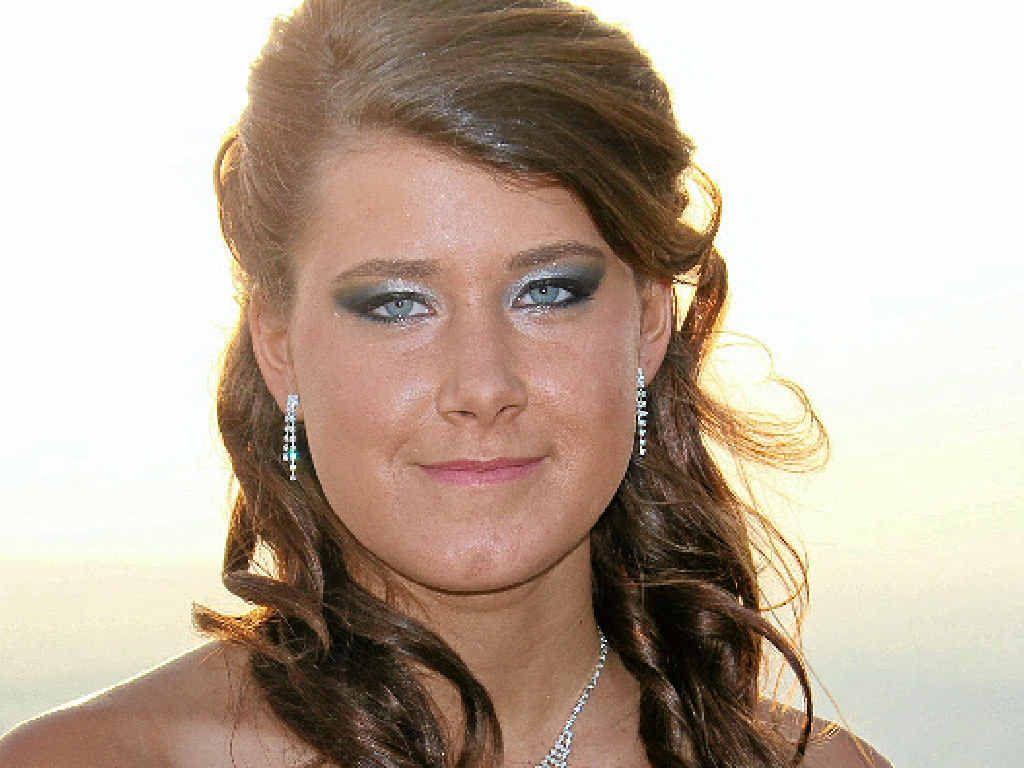 TRAGIC LOSS: Jasmyn Carter died of meningococcal septicaemia last year.