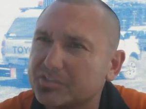 Curtis Island worker promotes safety after losing finger
