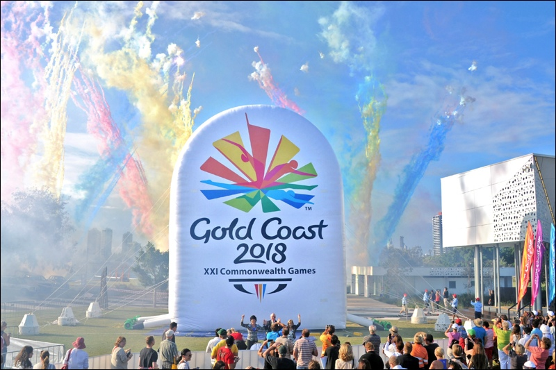 The Gold Coast Commonweatlh Games start on April 4, 2018.