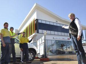 $70M stage 1 of Wilsonton shops upgrade finished