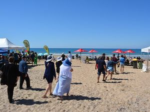 Mackay Beach Races 2015