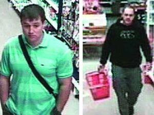 Thieves steal $7500 worth of razor blades