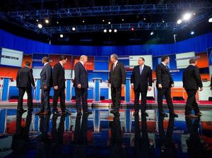 Republican debate breaks TV record thanks to Trump