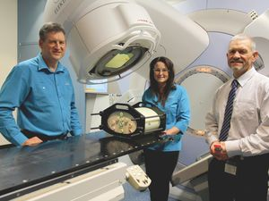 $4 million upgrade to cancer institute underway