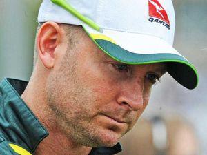 Michael Clarke announces test cricket retirement