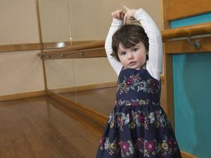VIDEO: Baby ballerinas learn new skills at PCYC