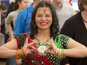 Toowoomba cultural festival showcases peace, harmony