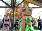 Tina sparkles at Big Pineapple for Coast's aspiring dancers