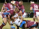 RUGBY LEAGUE: The finals are all but off the cards for the Mackay Cutters.