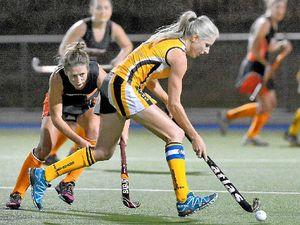 Meteors women still in hockey title hunt