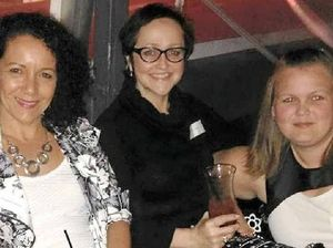 Gladstone business women join for night of networking