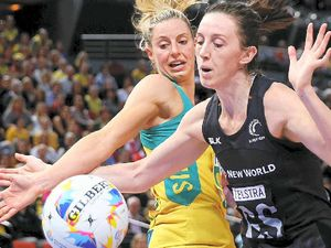 Silver Ferns put Australia's winning streak to an end
