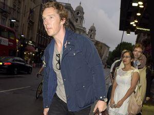 Benedict Cumberbatch: Don't film me in Hamlet