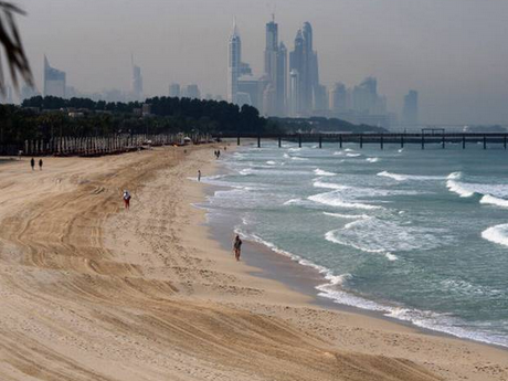 Dubai is a haven for international travellers.