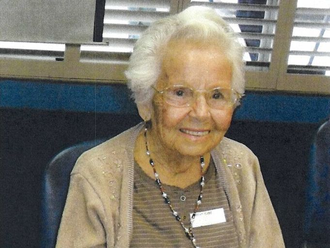 Beatrice Clarke, 94, is a former long-time resident of Kookaburra Village.