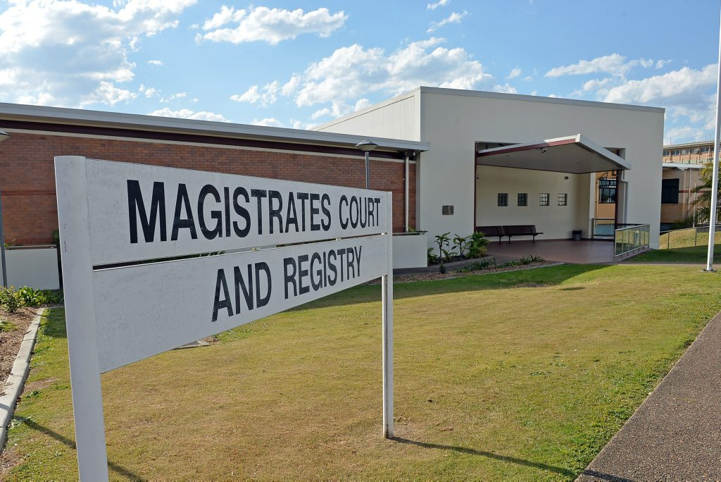 Gympie Magistrates Court House, Channon Street, Gympie.