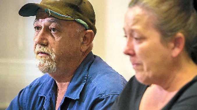 Warren and Jacqui Kempton are still waiting for news about their missing son Kurt.