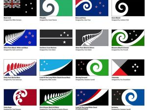 OPINION: Kiwis given plenty of choice with flag designs