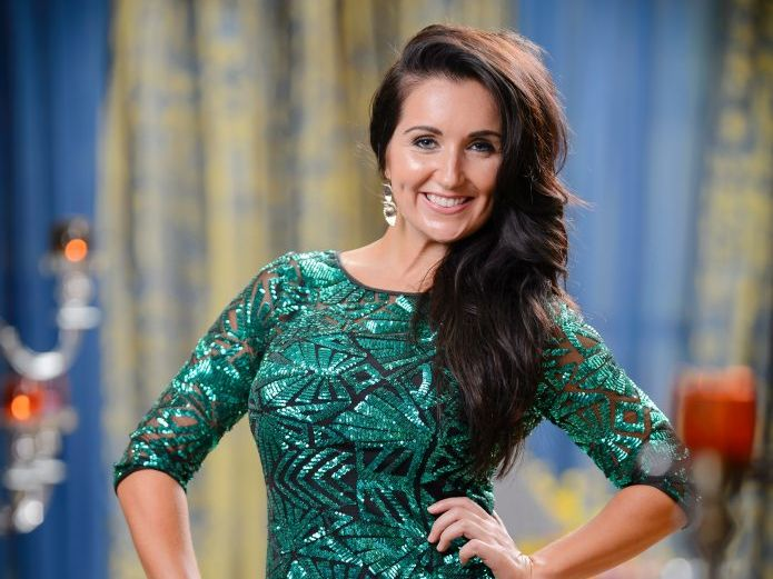 Sandra is a contestant on the TV series The Bachelor Australia.
