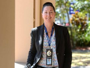 Mackay's new Detective Inspector tackling crime head-on