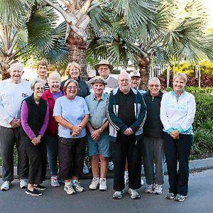 Residents flock to the Seachange walking group | Seniors News